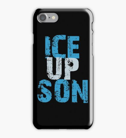 Love Hockey? iPhone Case/Skin