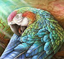 Rainbow Polly by Rainbow Foxes
