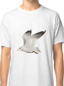 Flying seagull 2 Classic T-Shirt