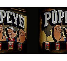 Popeye A Favorite Memory Of Mine  Now Available as Mug by ✿✿ Bonita ✿✿ ђєℓℓσ