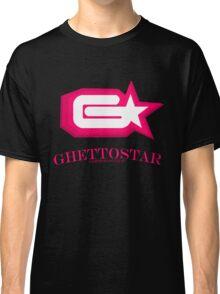 GHETTOSTAR 3 pink Classic T-Shirt