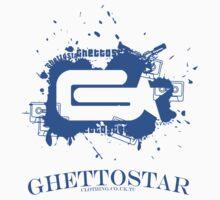 GHETTOSTAR 2 blue by ghettostar