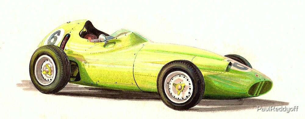 1959 B.R.M.  2.5 litre  272bhp by PaulReddyoff