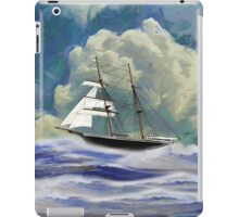 Mary Celeste 1872 design iPad Case/Skin