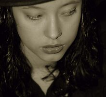 40's Girl in Sepia 3 by dyanera