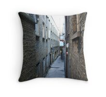 Dickensian Throw Pillow