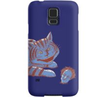 Schroedinger's hairball Samsung Galaxy Case/Skin