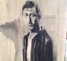 ALEX TURNER Arctic Monkeys Portrait by William Wright