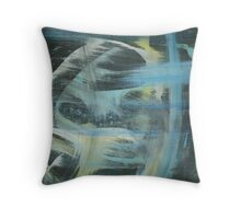 Piercing the Vail Throw Pillow