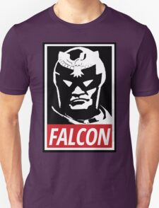 Captain Falcon: Obey Parody Unisex T-Shirt