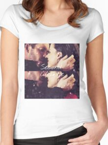 Outlawqueen Women's Fitted Scoop T-Shirt