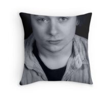 Jonny Downie Throw Pillow