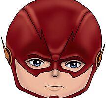 The Flash by Albiedooo