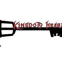 Kingdom Hearts Key by opsss