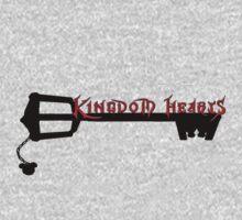Kingdom Hearts Key One Piece - Short Sleeve