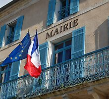 Mairie (French town hall) by SusannahFry