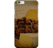 ...and liver pate iPhone Case/Skin