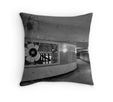 Chester 24 Project 21:00 Throw Pillow