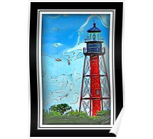 Anclote Lighthouse Poster