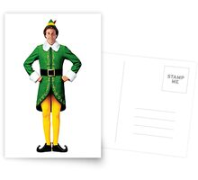 Buddy the Elf Greeting Card
