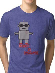 Robot in diguise Tri-blend T-Shirt