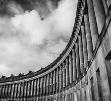 The Royal Crescent of Bath #2 by Nicole Petegorsky