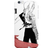 Edward Elric-Icarus iPhone Case/Skin
