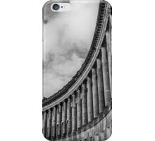 The Royal Crescent of Bath #2 iPhone Case/Skin