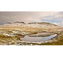 Pond Panorama Photographic Print