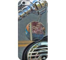 Rear-View Mirror  iPhone Case/Skin