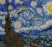 Starry Night by Brett Campbell