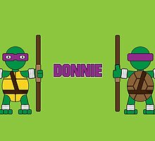 TMNT - Donnie by jimcwood