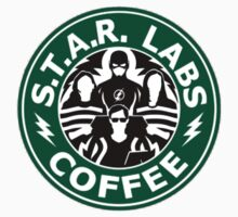 S.T.A.R. Labs Coffee by peterkoesveld
