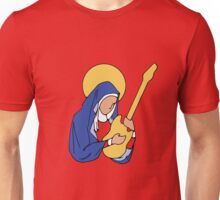 Mary, Mother of Rock Unisex T-Shirt