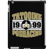 Tatooine Podracing iPad Case/Skin