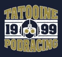 Tatooine Podracing Kids Clothes