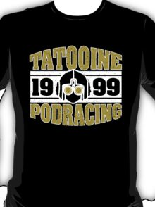 Tatooine Podracing T-Shirt