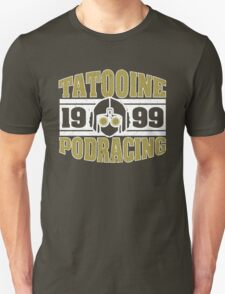 Tatooine Podracing Unisex T-Shirt