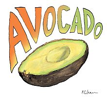 Avocado by Ken Coleman