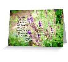 Mr Darcy Proposal Jane Austen Greeting Card
