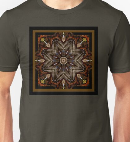The Room of Five Hundred Stairs Shawl Unisex T-Shirt