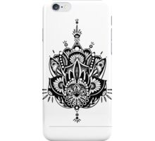 Mandala Hand iPhone Case/Skin