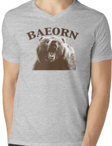 Beorn is BAE Mens V-Neck T-Shirt