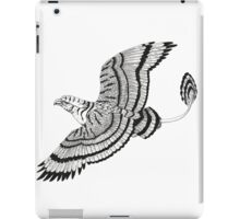 Flying Ink Gryphon iPad Case/Skin