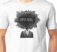 Coffee, Please Unisex T-Shirt