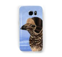 A Fashionable Hen Samsung Galaxy Case/Skin