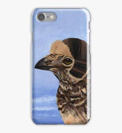 A Fashionable Hen iPhone Case/Skin