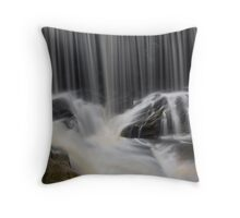 The Lost Falls of Somersby 5 Throw Pillow