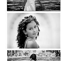 Flower Girl by Carine  Boustany