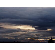 Emotional Sky - Cloud Series Photographic Print